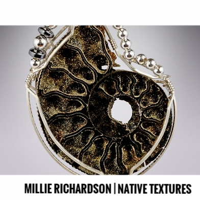 MILLIE RICHARDSON | NATIVE TEXTURES