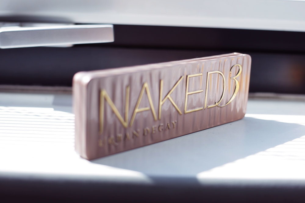 urban decay naked palette 3