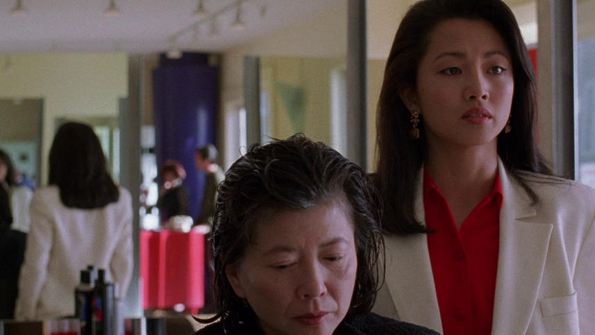 The Joy Luck Club - Daughter tells mother how much power she has over her