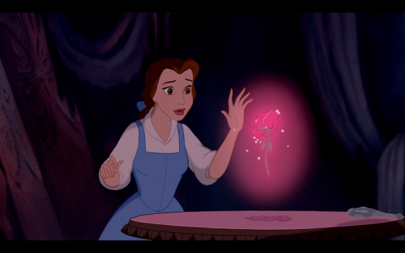 Beauty and the Beast - Belle disobeys