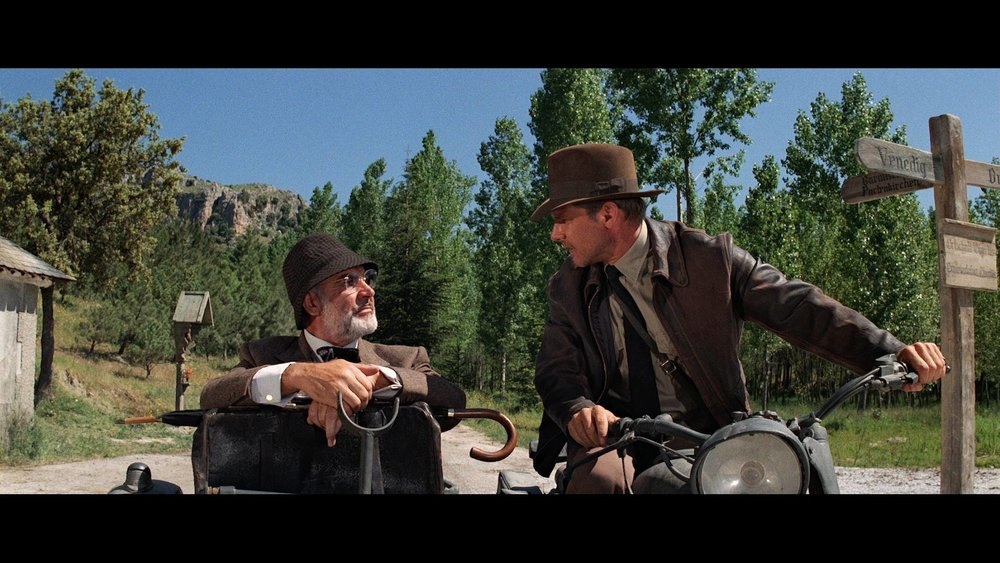 Indiana Jones and the Last Crusade - A literal and metaphorical crossroads for Indy and his dad