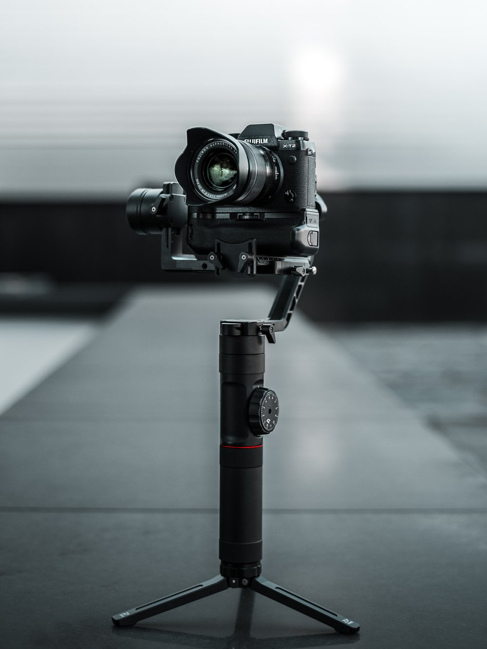 Zhiyun Crane 2 - This is one of the most affordable gimbals around for smaller cameras. It will make camera movement super smooth and add an extra level of professionalism to your videos.