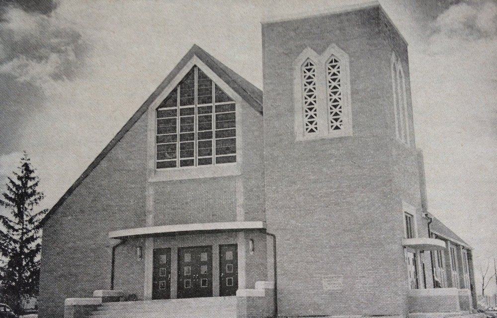 Walker CRC in the 1960s