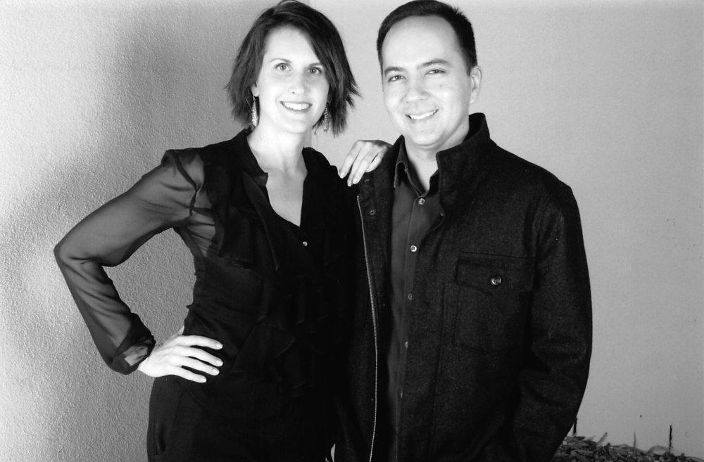 Paula Ely & Cesar Rueda