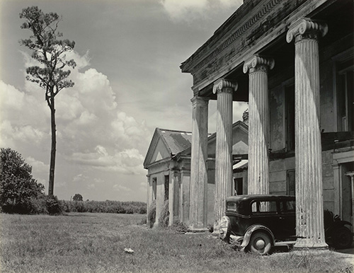 Woodlawn Plantation House, Louisiana, 1941
