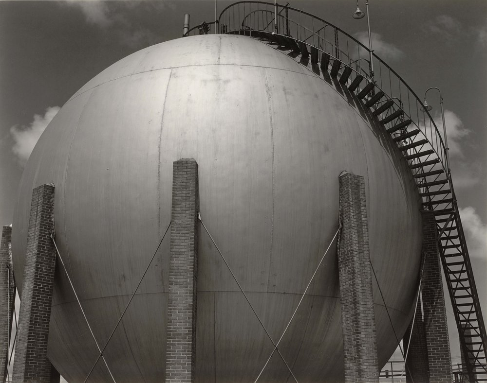Gulf Oil, Port Arthur, Texas, 1941
