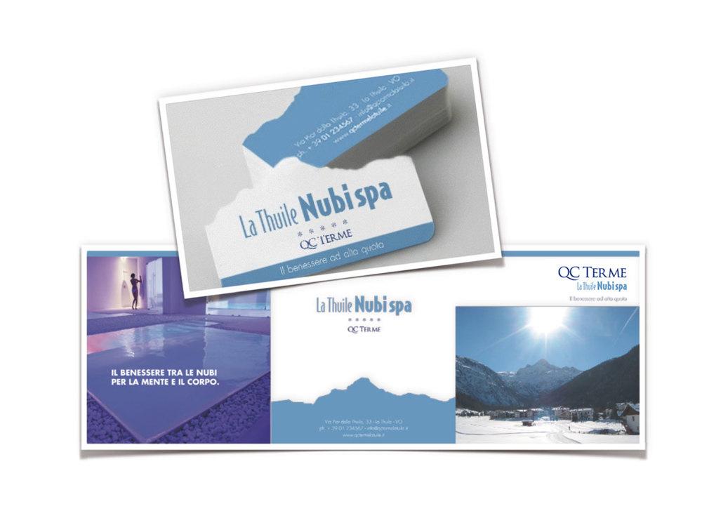 Brand Communication QC Terme - La Thuile