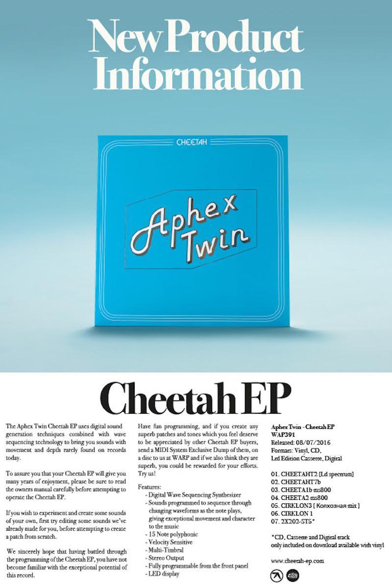Photo Credit: Cheetah EP  website