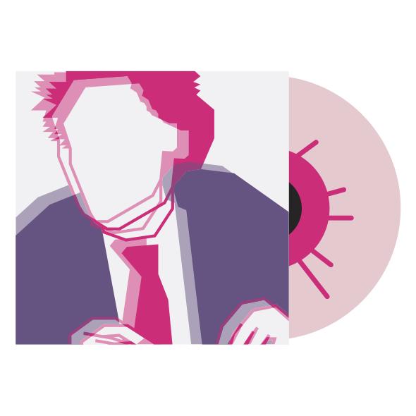 Gerard Way - Pinkish