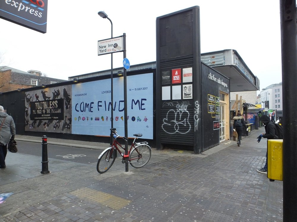 Shoreditch High Street, London