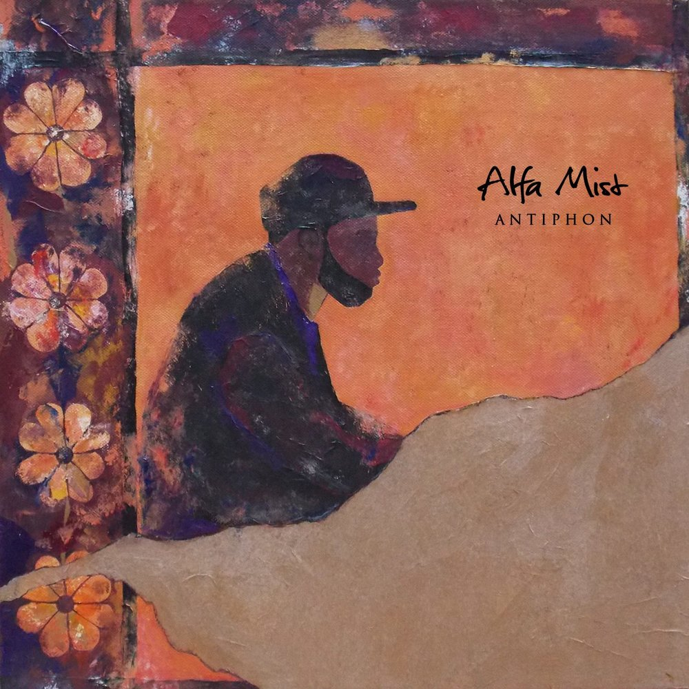 Cover painting by musician and collaborator  Kaya Thomas-Dyke.