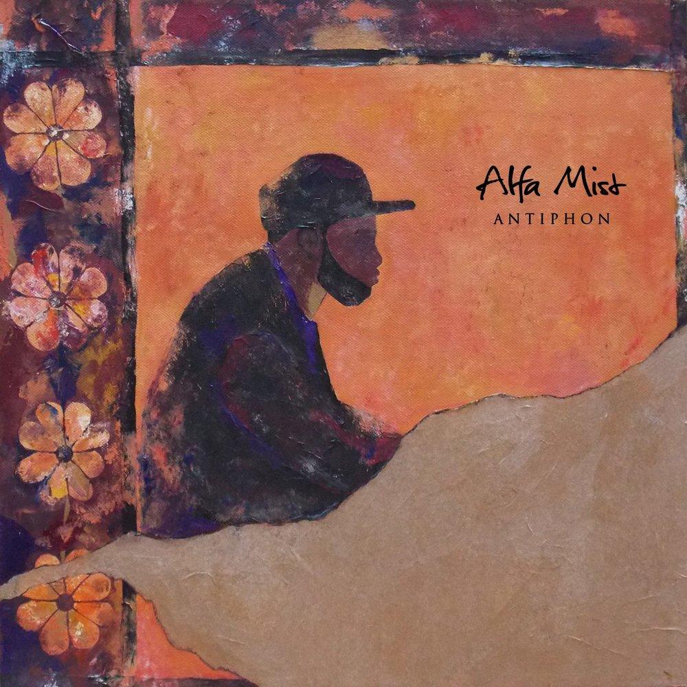 Cover painting by musician and collaborator Kaya Thomas-Dyke.