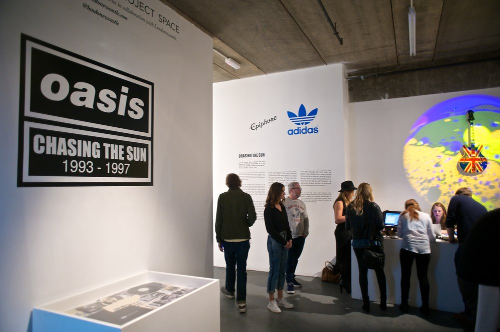 'Chasing The Sun' exhibition
