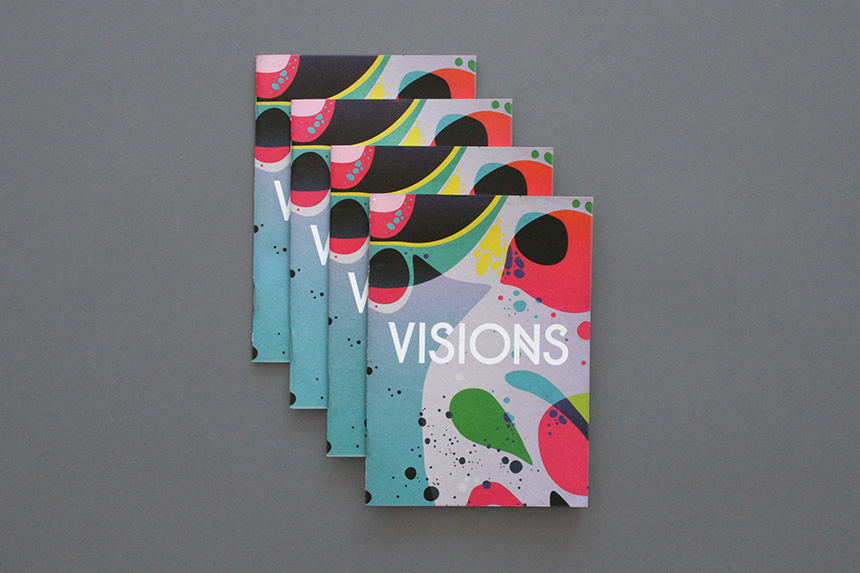 Visions Festival 2013 ident