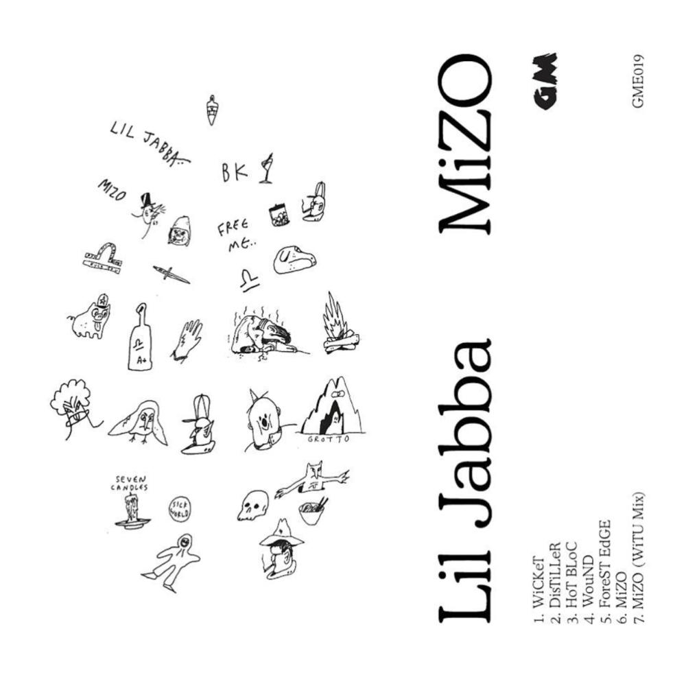 'Mizo' EP by Lil Jabba
