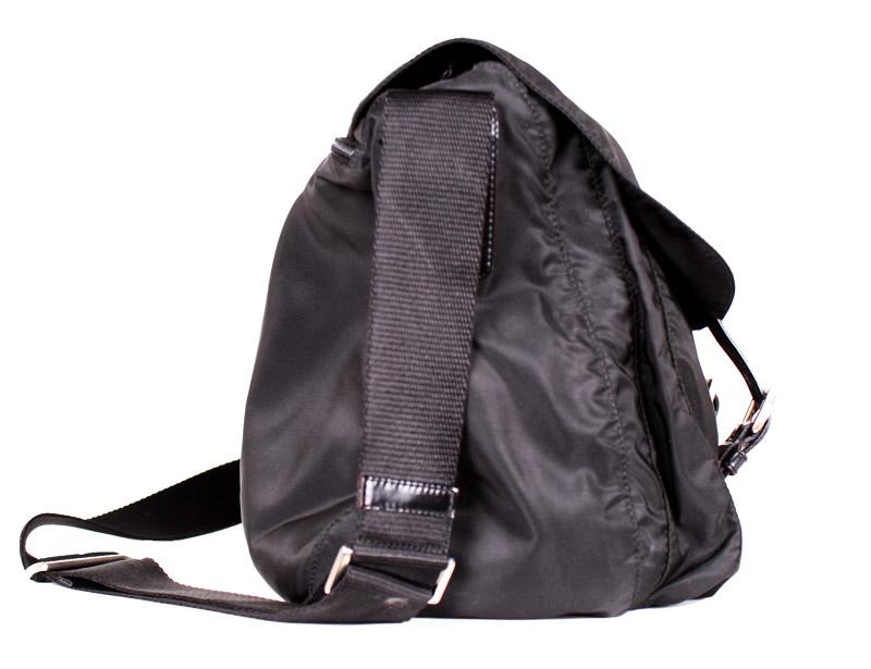 8fcf1a741ffa5c Prada Large Black Nylon Messenger Bag. prada-2017 (1).jpg. prada-2017  (2).jpg