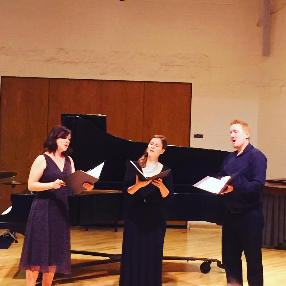 Fort Lewis College Faculty Collage Recital, September 2016