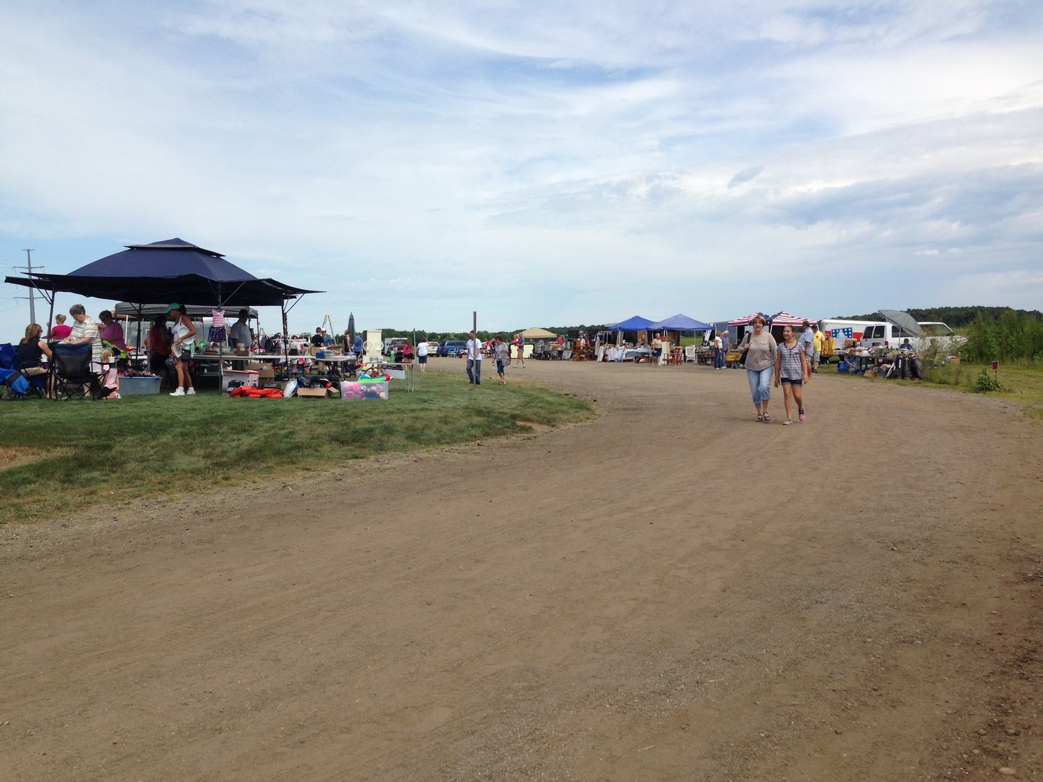 US 12 Garage Sale Weekend — Youth Sports, Family Wellness, Community