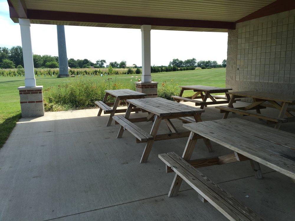 Pavilion A