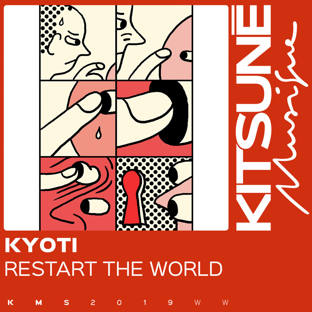 Iconic French/Japanese Label   Kitsuné   have licensed the new  KYOTI  single from us for their compilations and playlists.