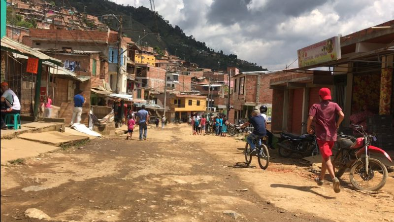 Medellín, Colombia where Lyndsee has begun her World Race