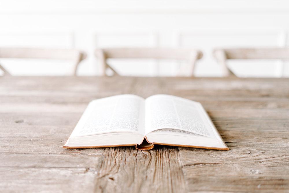 Bible Studies -