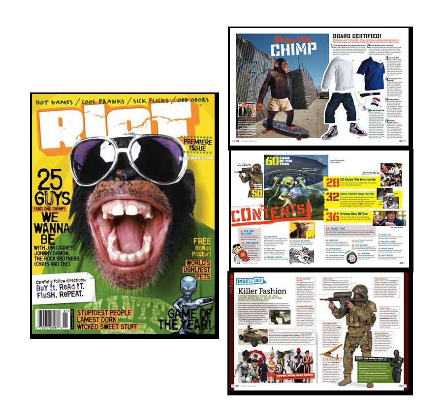 Kids' magazine