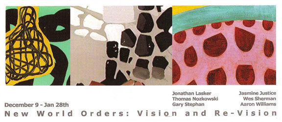 1_New World Order_ Vision and Re-Vision_domo gallery 2005.jpg