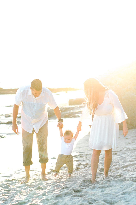 Golden Light Family Photography