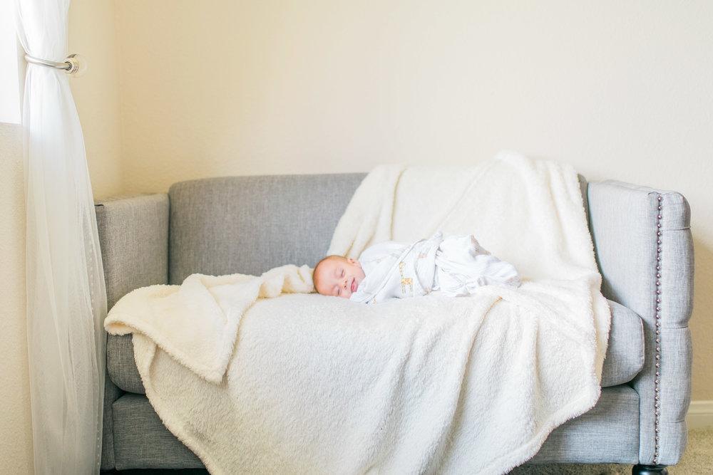 OC Lifestyle Newborn Photographer