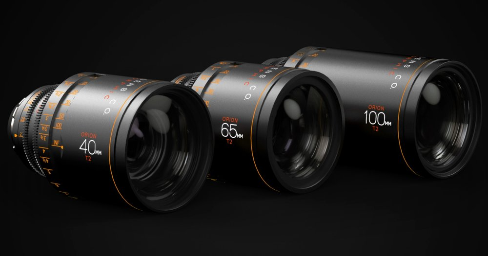 ATLAS ANAMORPHIC LENSES - Offering the only Anamorphic set in the Reno Tahoe Area, the Atlas Anamorphics provide controlled character and a filmic look to images. Orion Series lenses deliver the striking beauty of painterly waterfall bokeh, disproportionate breathing, and signature but controlled flare.