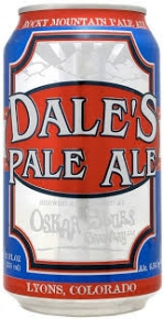 Oskar Blues Brewery, Dale's Pale Ale