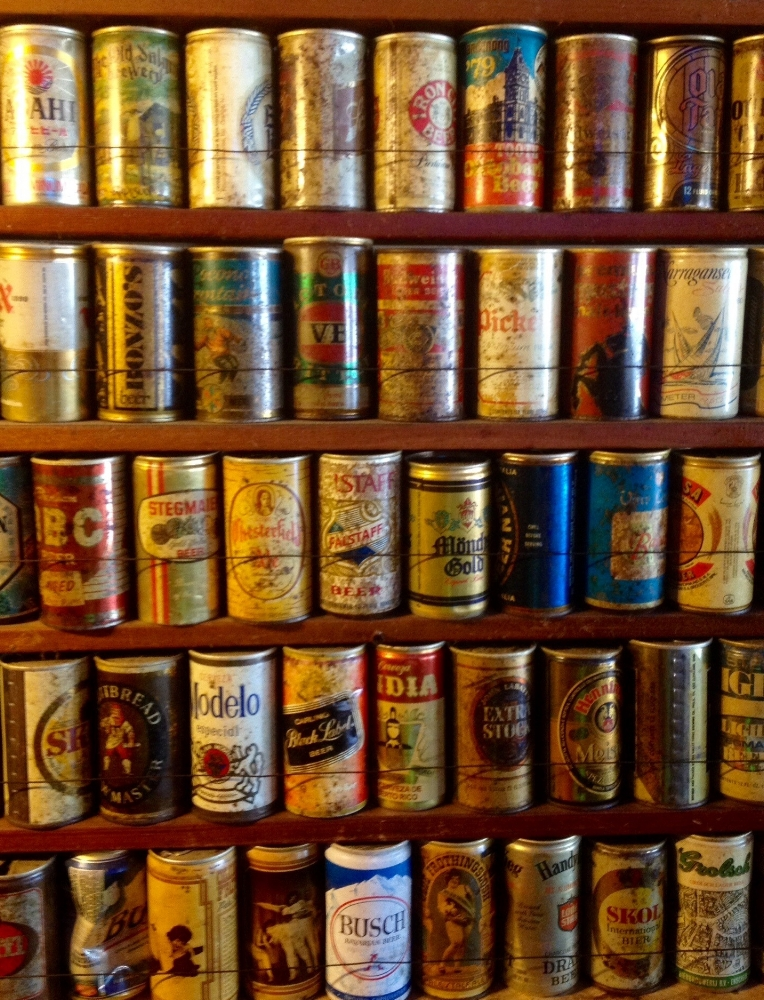 99 cans of beer on the wall