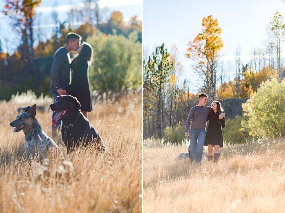 reno engagement fall photographer