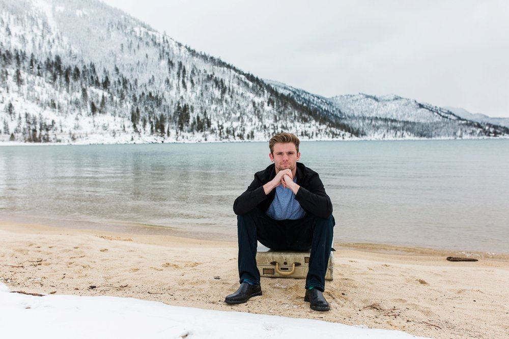 reno senior photographer sand harbor beach kristi gayton photography