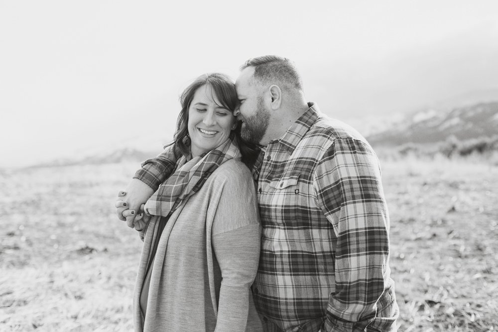 I think these two are a great reminder that we should always take the time as a couple to appreciate and document our relationships. Married almost seven years and it still felt like I was photographing a newly engaged couple.