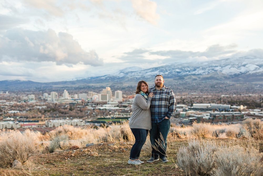 After Little Washoe Lake we decided to get some city views since Joe had grown up in the area.