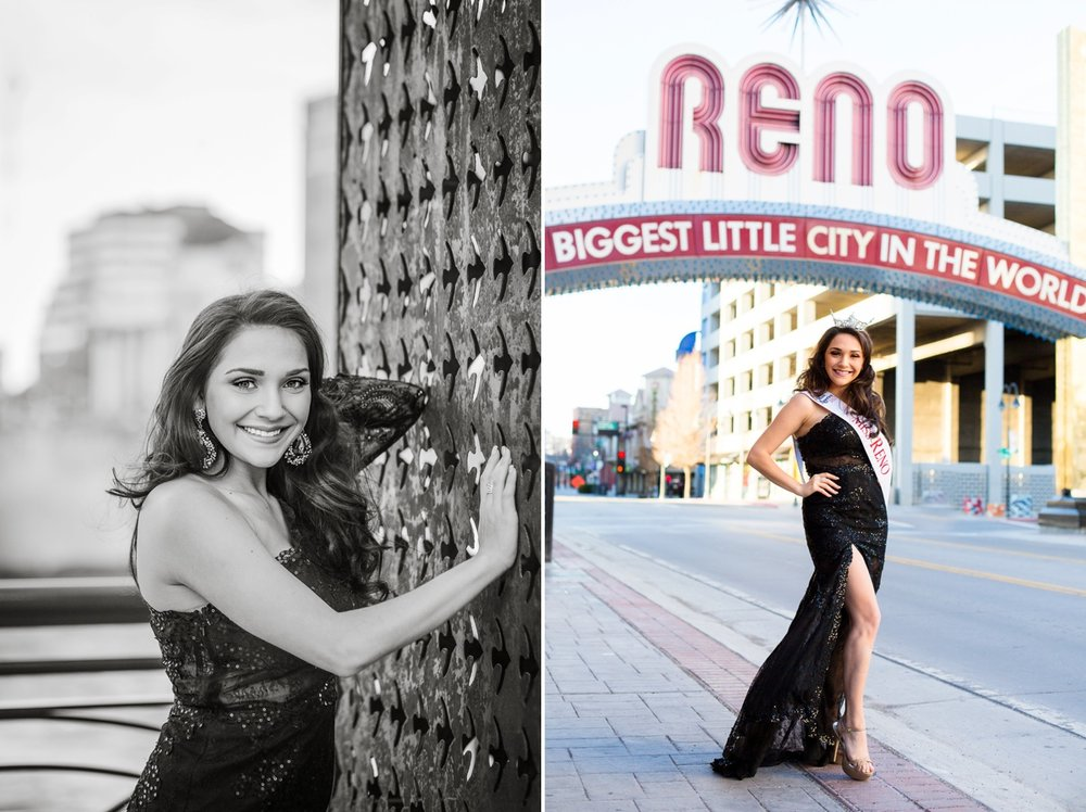 Miss Reno is Nasaya's 5th Title. She has also held the titles of Miss Sparks OT, Miss Northern Counties OT, Miss Sparks, and Miss Mount Rose. She started in the program because of her love of community service and the platform work. Her next goal is Miss America! She is working on her degree and studies at AMDA and dreams of a career in the movies!