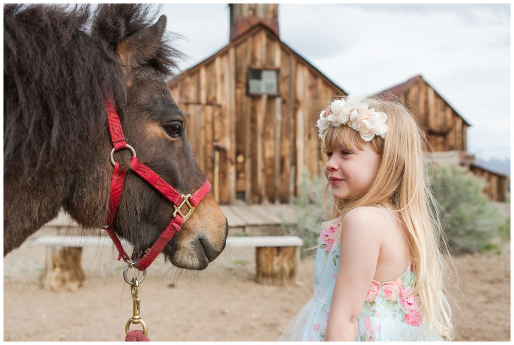 Reno family photographer cowgirl mini sessions bartley ranch reno kristi gayton photography
