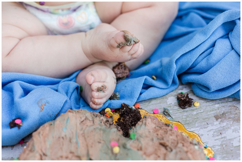 reno nevada photographer cake smash session braxton kristi gayton photography