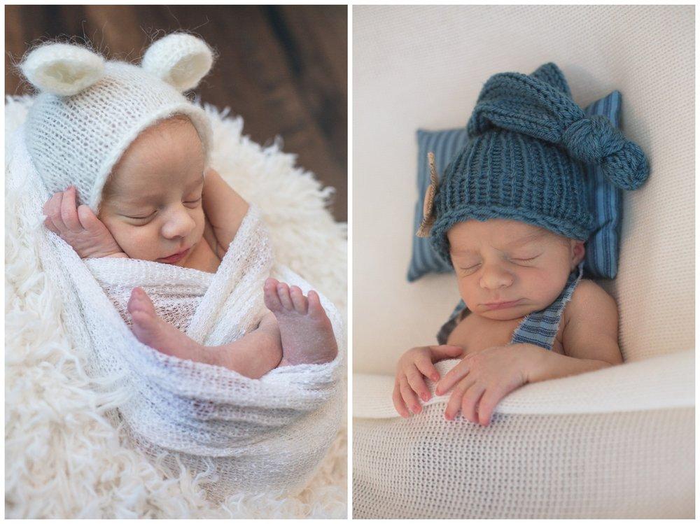 newborn posing reno newborn photographer baby boy