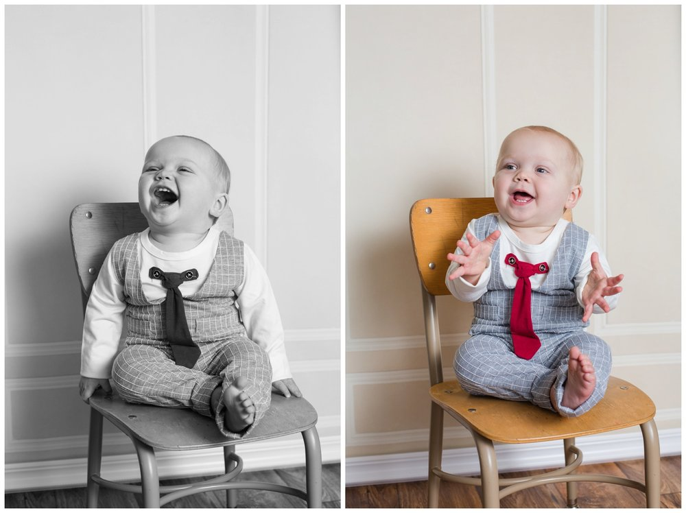 Beckett clapping baby one year old pictures reno nv