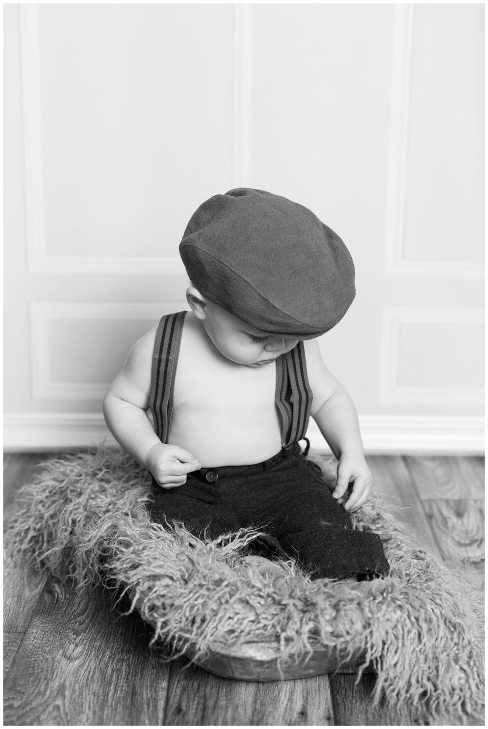Beckett in suspenders and hat one year pictures reno nv