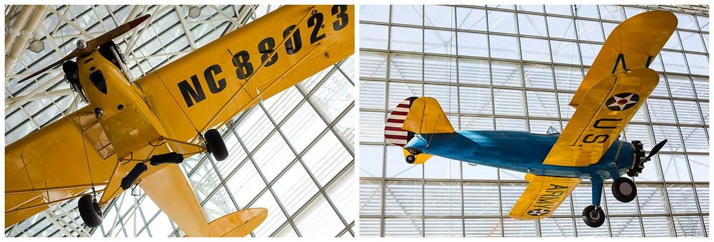 We made a trip to the museum of flight ... This place is huge! You could easily spend half a day or more exploring.