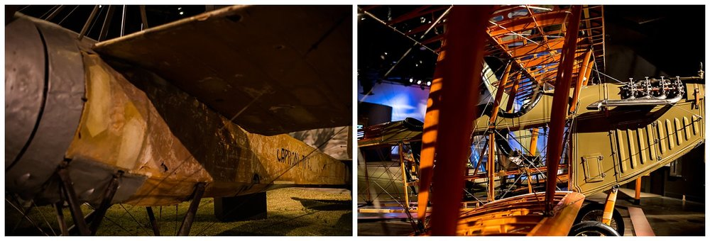 old plane Seattle Washington museum flight
