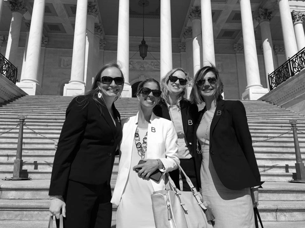 The best-dressed ladies in D.C.!