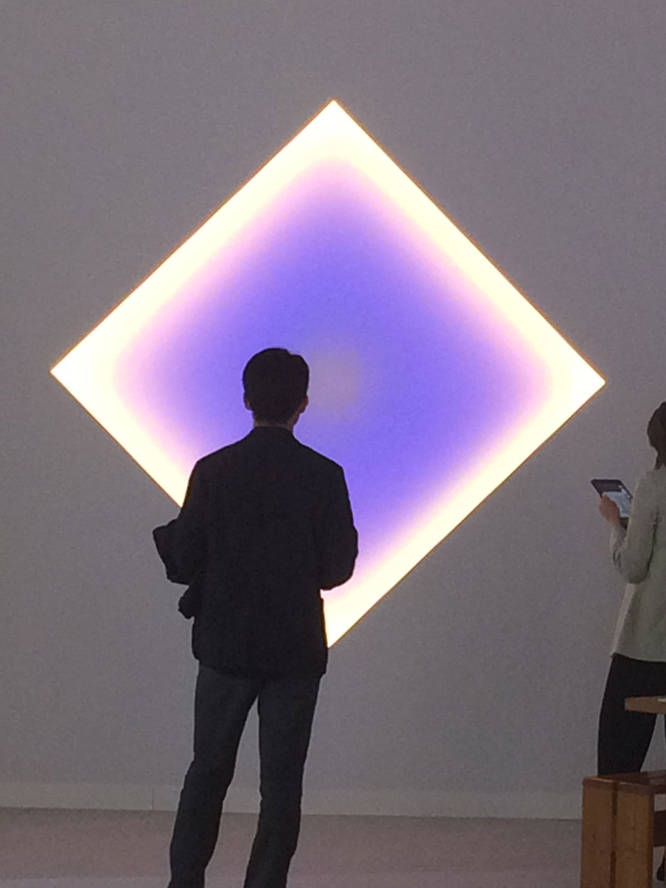 Installation by James Turrell, Kayne Griffin Corcoran, Los Angeles, CA