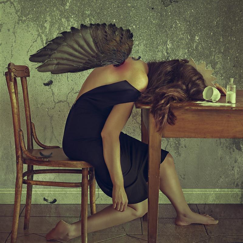 """""""Departure"""" by Cheeky Ingelosi"""