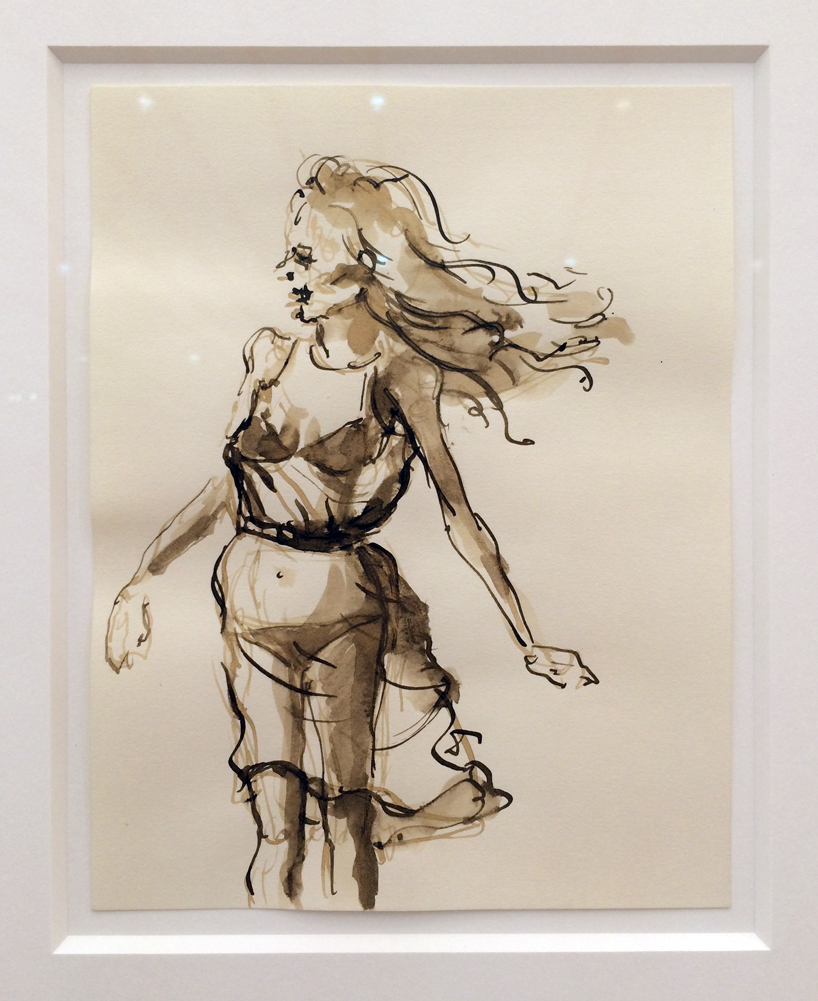 Drawings by John Currin, Gagosian Gallery, New York, NY