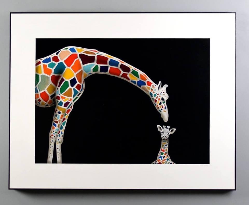 """""""Geoffrey the Giraffe"""" for imgur"""
